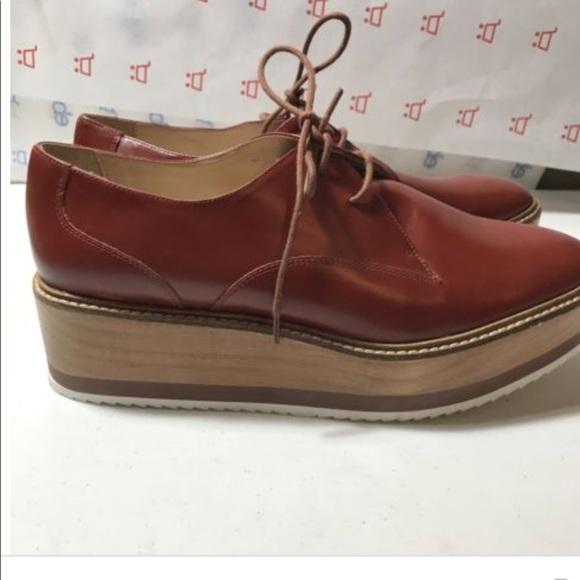 Zara Shoes   Zara Womens Platform Shoes